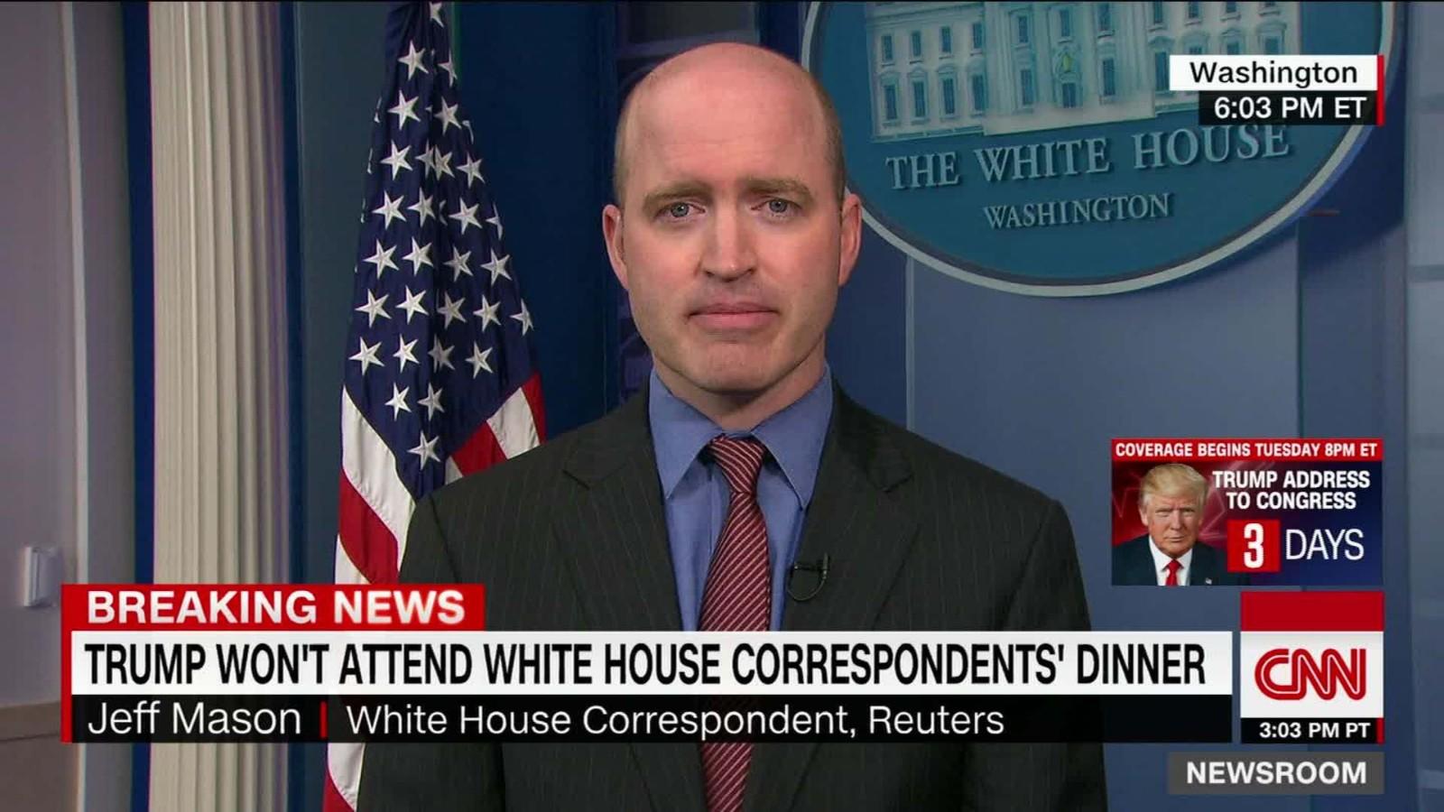 white house correspondents dinner transcript