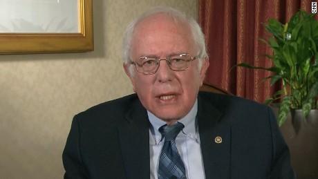 Bernie Sanders pans DNC election process