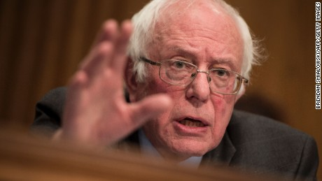 Bernie Sanders explains opposition to Syria strike