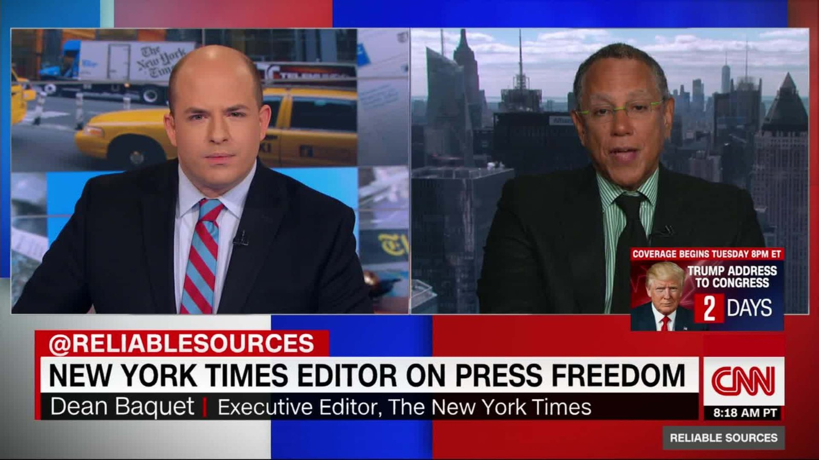 Nyt Executive Editor Responds To Trump Attacks_00012410g How To Answer The  College Interview Question