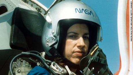 155640 05: NASA astronaut Ellen Ochoa during training at Vance Air Force base in Houston, TX., 1993. (Photo by NASA/Liaison)