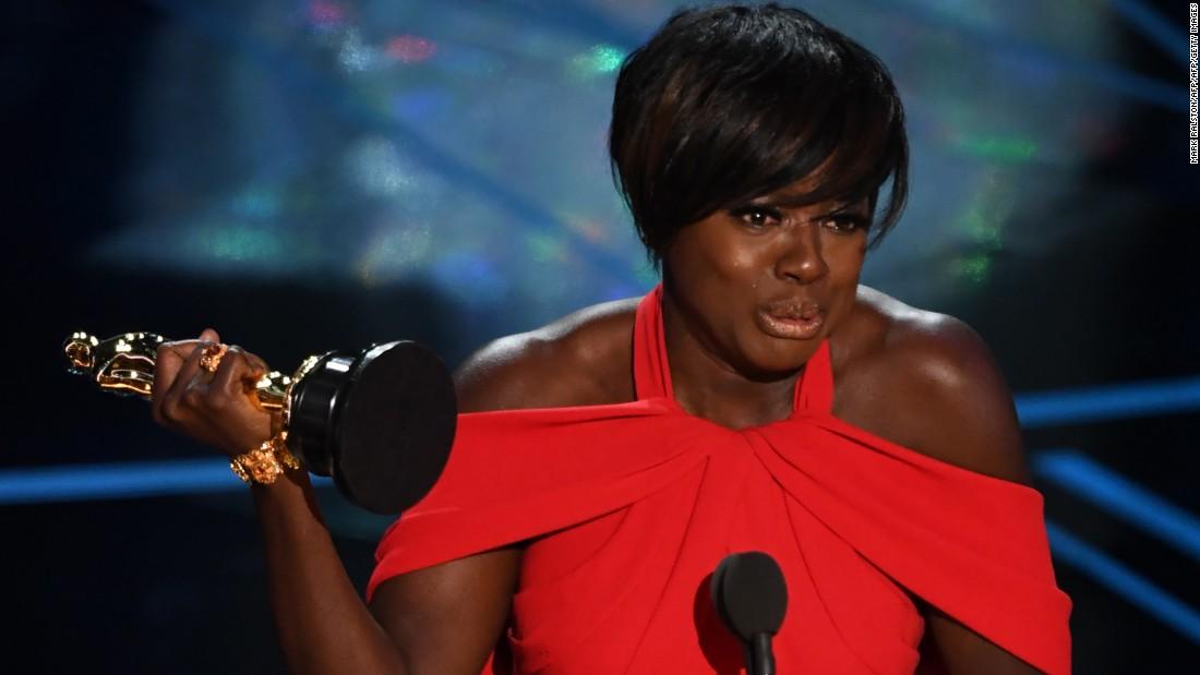 Viola Davis ends award season hot streak with Oscar win