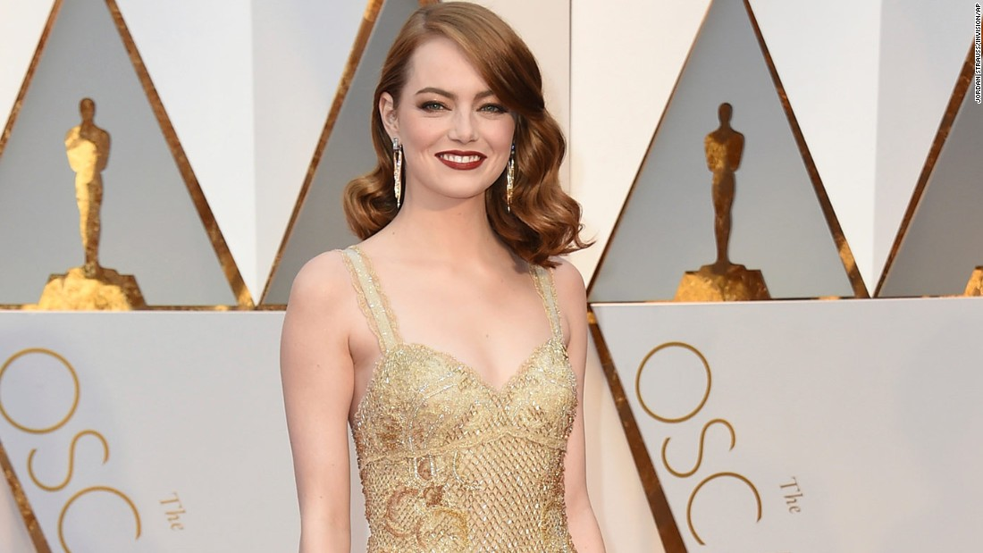 Oscars 2017: On the red carpet