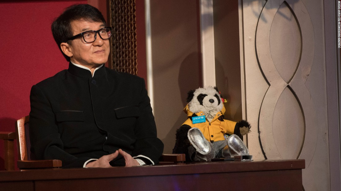 Actor Jackie Chan received an honorary Academy Award, as did film editor Anne V. Coates, casting director Lynn Stalmaster and filmmaker Frederick Wiseman.
