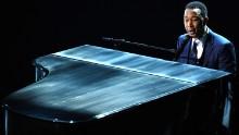 John Legend performed