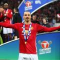 Zlatan Ibrahimovic efl cup