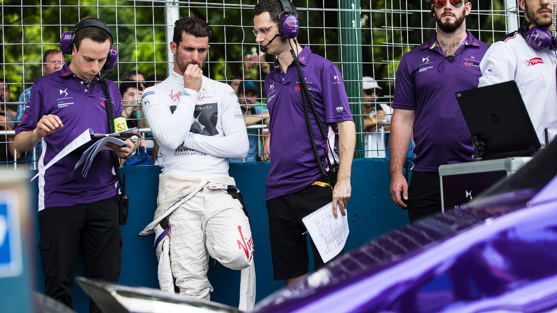 Lopez is still getting to grips with the single-seater formula. He retired in the season-opening Hong Kong ePrix but has finished 10th in the last two races.