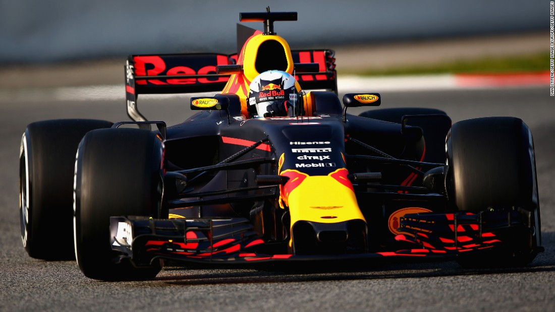 Ricciardo finished third overall in last season's driver standings behind Rosberg and Hamilton, with the Australian winning in Malaysia and notching seven other podium placings.