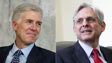 White House dismisses Udall plan to confirm Gorsuch, Garland to SCOTUS together