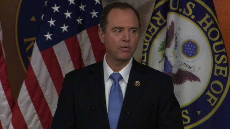 Schiff: No conclusion on Trump-Russia probe
