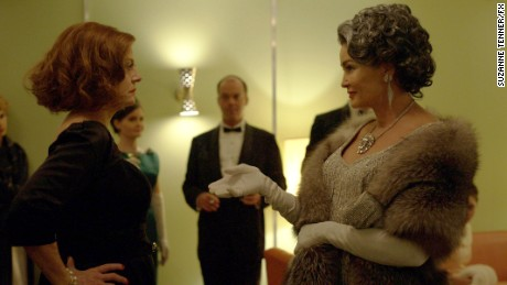 Susan Sarandon, Jessica Lange in 'Feud: Bette and Joan'