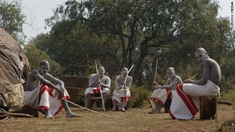 "The male cast of ""The Wound"" were all first-language isiXhosa, and all but one had participated in ""ulwaluko."""