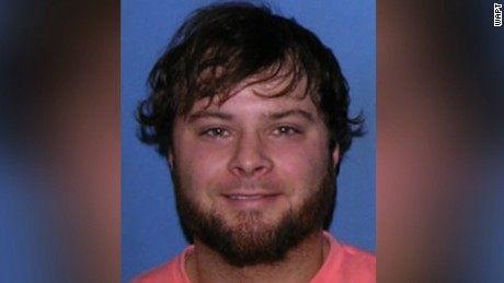 Alex Bridges Deaton, 28, was caught early Wednesday near Dorrance, Kansas, authorities say.