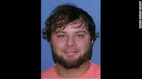 alex deaton is considered armed and dangerous, authorities say.