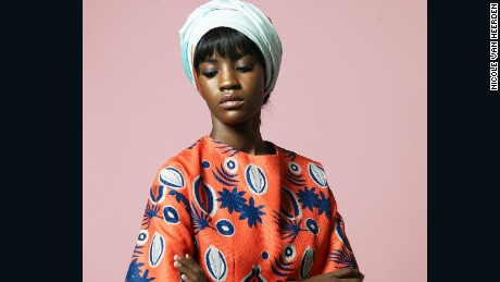Recent work from South African fashion designer Sindiso Khumalo.