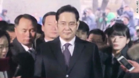 samsung heir lee jae-yong corruption charges hancocks dnt qmb _00000000