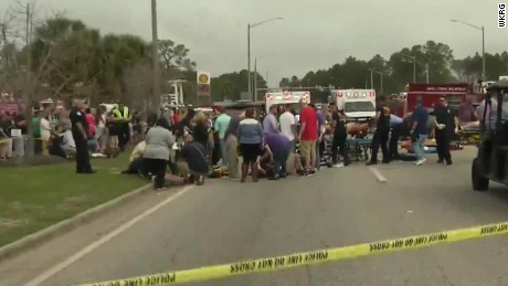 people injured in mardi gras parade crash