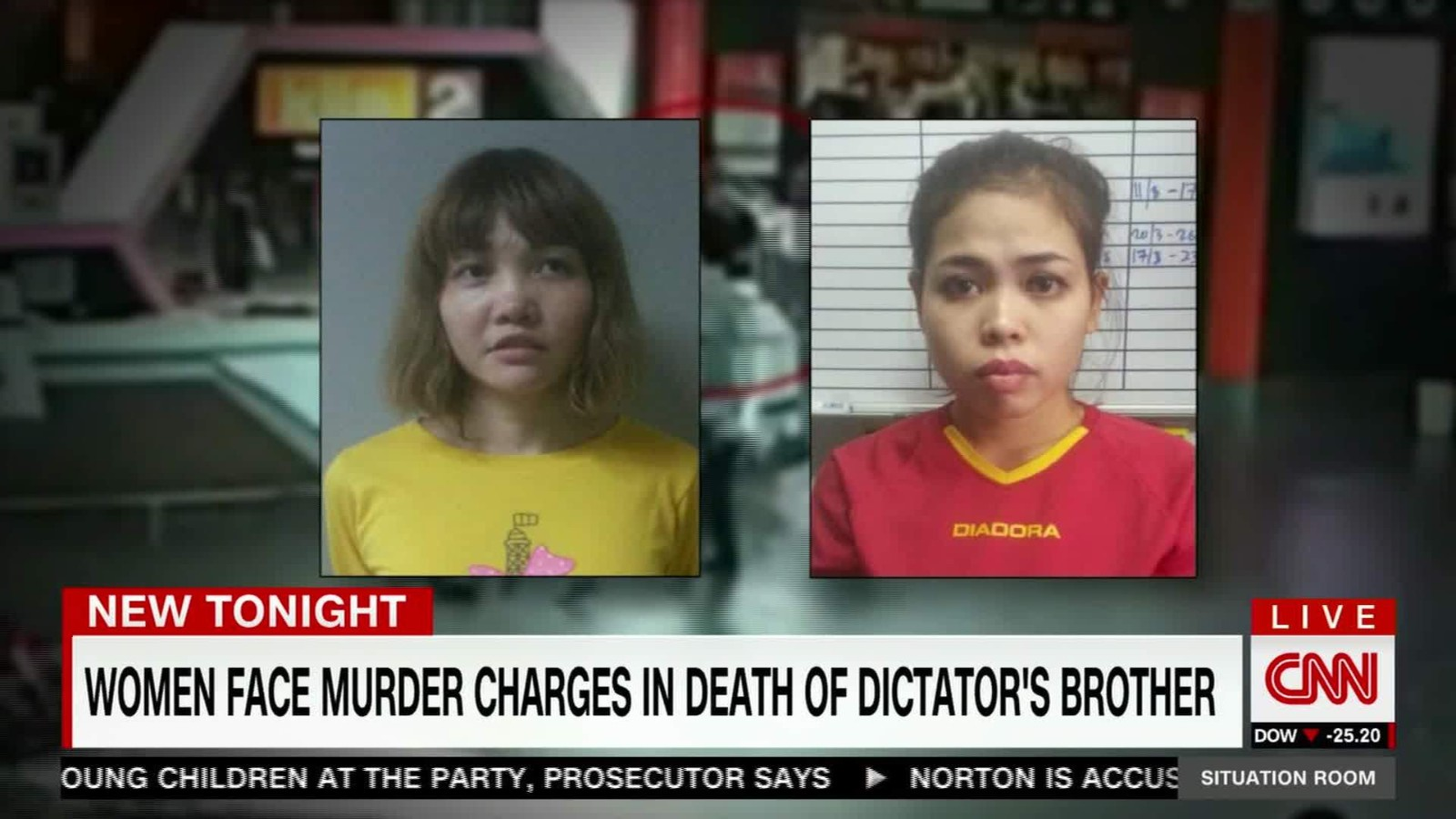 Murder Charges For N Korea Airport Suspects . Cnn Situation Room Live Stream  ... Part 33