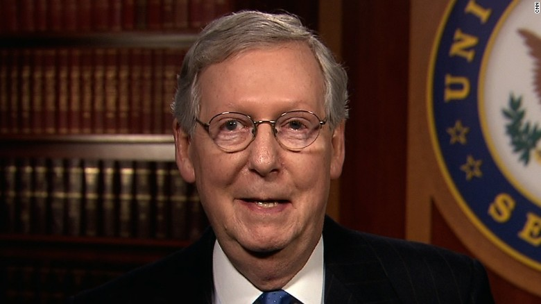 McConnell: Americans expect Obamacare repeal