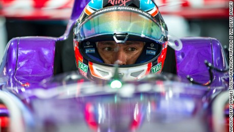 Jose Maria Lopez: Formula E 'a step forward,' says triple WTCC champion
