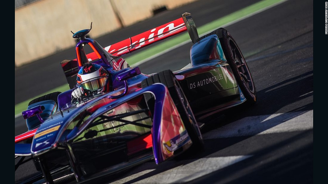 "Lopez, 33, was seeking new challenges after a stellar touring car career. ""I want to keep growing and fighting with better drivers in various categories and I think Formula E has all these things,"" he told CNN."