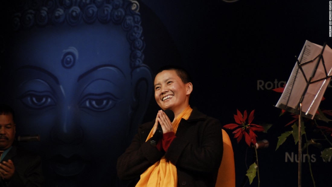 Ani Choying Drolma: Nepal's rock star nun