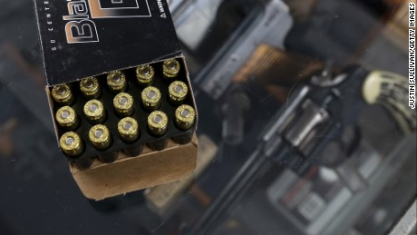 California passed a law creating a registry to track ammunition purchases.