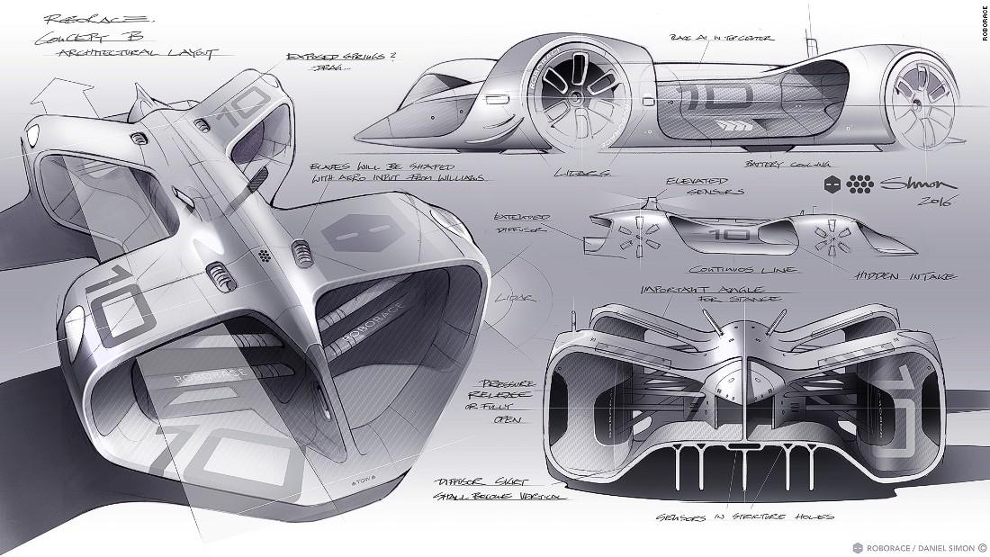 无人驾驶赛车Robocar - wuwei1101 - 西花社