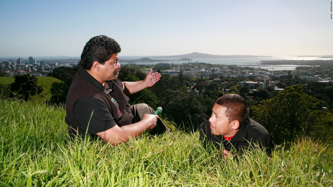 <strong>Maungawhau/Mount Eden: </strong>From Mount Eden's summit you can stare down into its steep 50-meter-deep crater or get a 360-degree view of the city's sprawling suburbs.