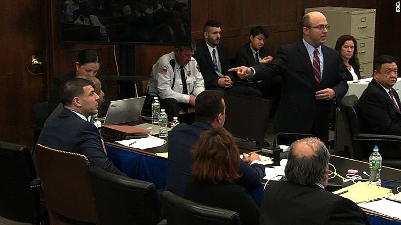 Opening statements in Aaron Hernandez trial