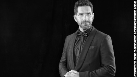 MIAMI, FL - FEBRUARY 23: (EDITORS NOTE: This image has been converted to black and white) Arap Bethke poses at Univision's 29th Edition of Premio Lo Nuestro A La Musica Latina at the American Airlines Arena on February 23, 2017 in Miami, Florida. (Photo by Alexander Tamargo/Getty Images)