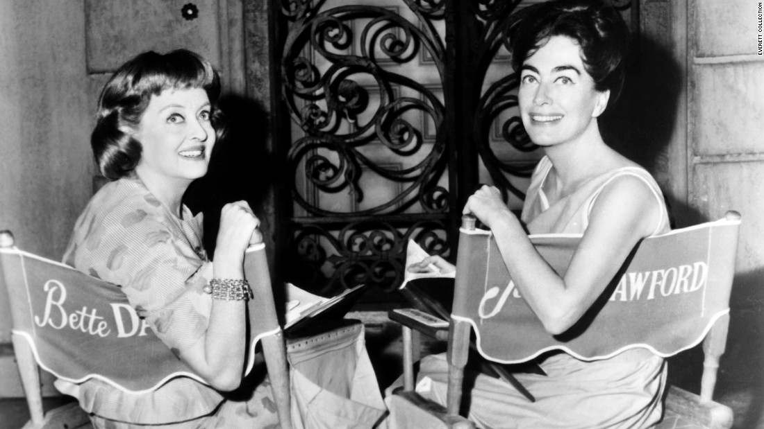 Bette And Joan: Two Legends Face Off In 'Feud'