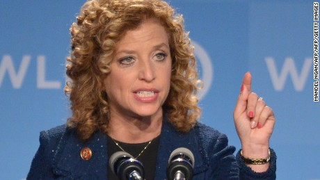 Debbie Wasserman Schultz: Sanders fully a part of Democrats' work