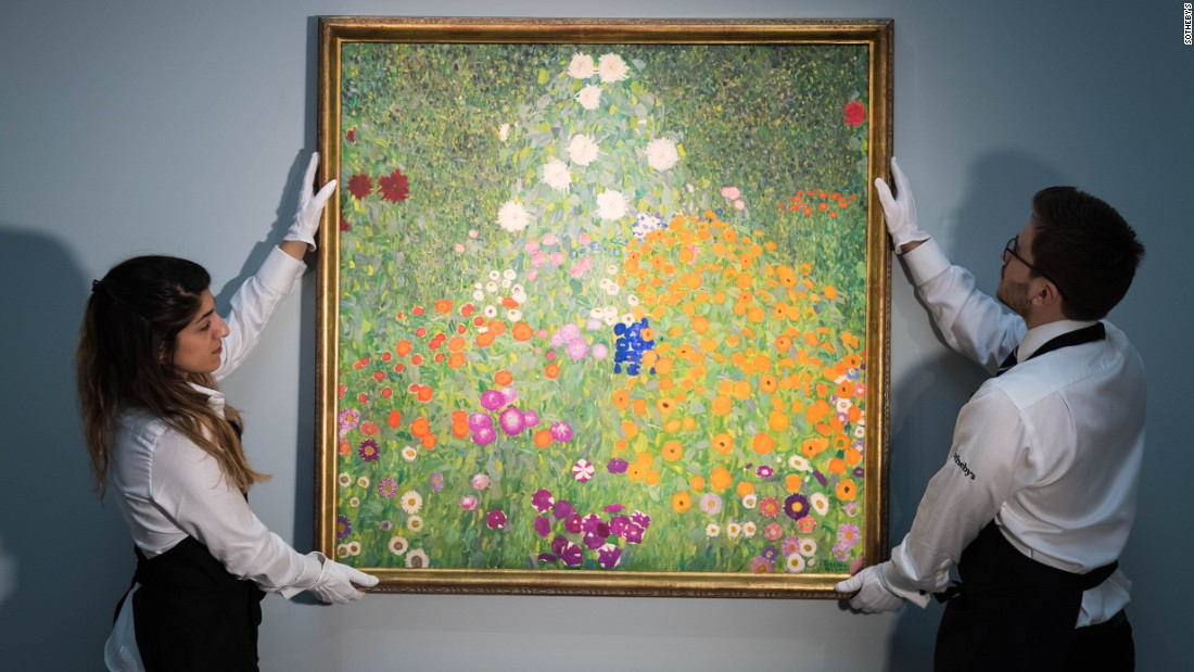 Sale price: $59,321,248 (£47,971,250) Estimate: In excess of $45m.