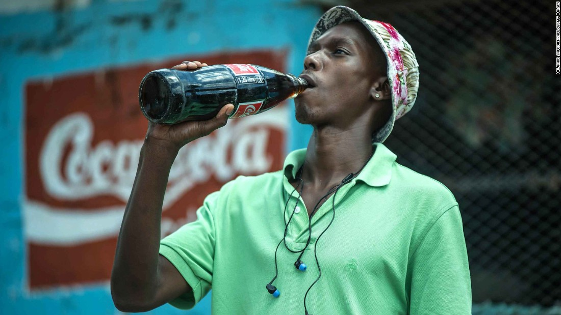 South Africa plans to fight obesity with a sugar tax