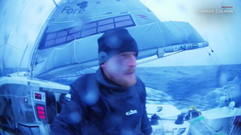 conrad colman vendee globe face to face with mother nature sailing mainsail spc_00025324