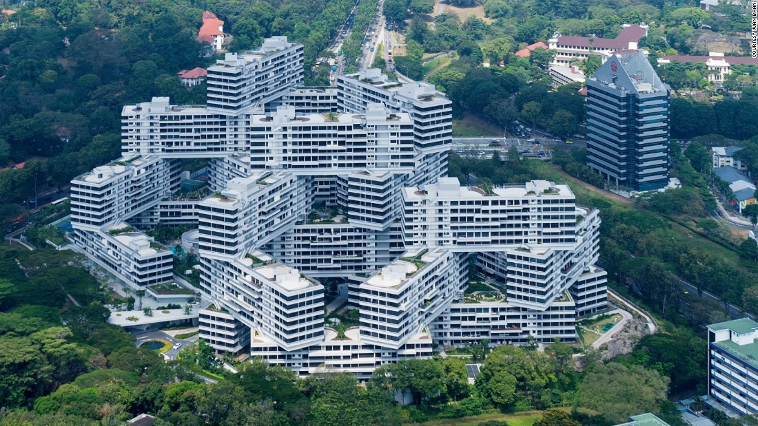 Innovative Designs For Communal Living Cnn Style