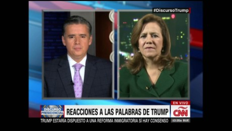 exp cnne trump speech reaction margarita zavala _00002001