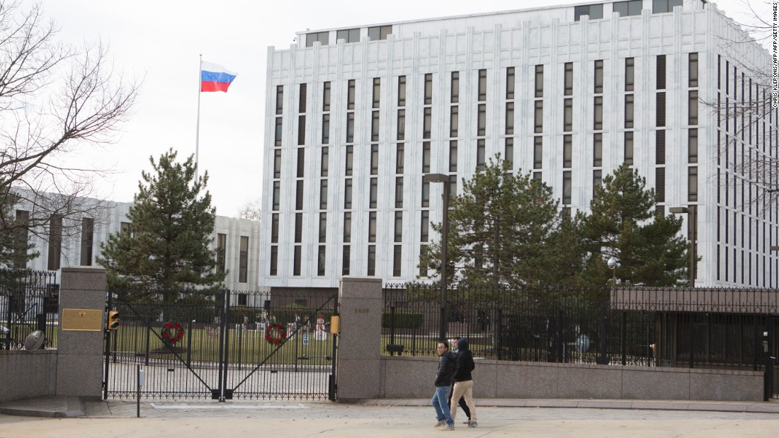 Confirm. The embassy of the russian are
