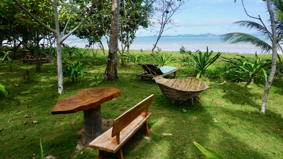 <strong>Qi Palawan, El Nido:</strong> This remote resort is all about sea views, breezy hammocks and lush gardens.