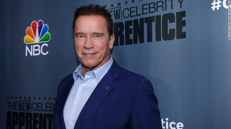 Schwarzenegger to 'Apprentice': You're fired