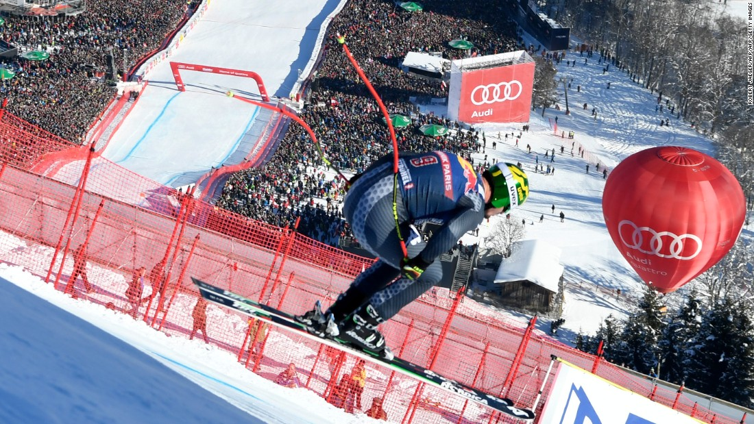 "Off the slopes, Kitzbuehel has a reputation for its large crowds and<a href=""http://cnn.com/videos/sports/2017/01/24/kitzbuhel-skiing-biggest-party-world-cup-alpine-edge-orig.cnn""> party atmosphere</a>."