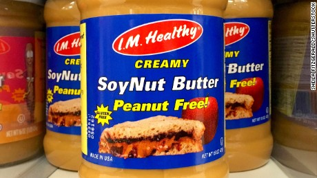I.M. Health SoyNut Butter was recalled on March 3, 2017 after it was implicated in a multi-state E. coli outbreak. The company said the product was outsourced to another manufacturer. As a result other companies have recalled products made by the same manufacturer.