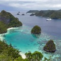 asia paradise islands Raja Ampat