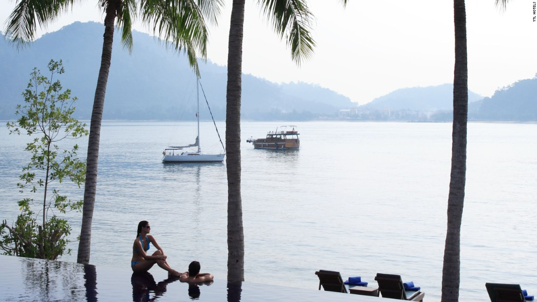 <strong>Pangkor, Malaysia:</strong> Pangkor's gorgeous west coast offers white-sand stretches, turquoise bays and luxury digs like Pangkor Laut Resort.