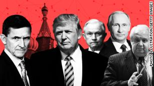 Untangling Trump and Russia: What we know -- and what we don't