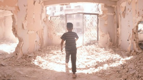 One family's struggle to survive Aleppo
