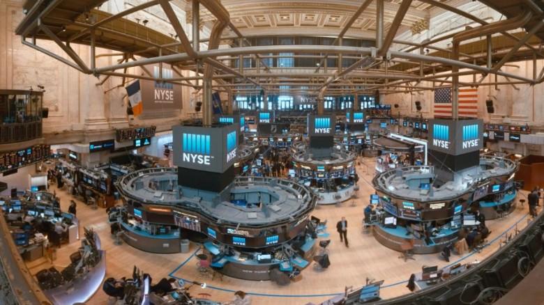 Trading New York Stock Exchange