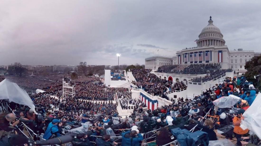 Attend Trump's Inauguration