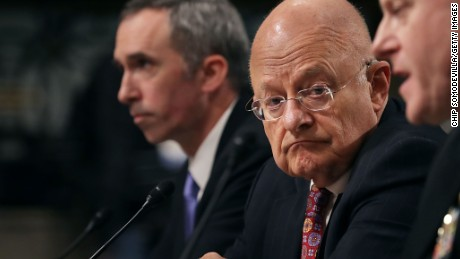 Clapper denies Trump wiretap claims